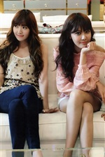 Preview iPhone wallpaper Girls Generation 78