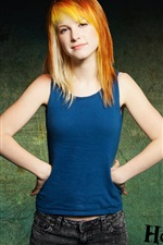 Preview iPhone wallpaper Hayley Williams 04