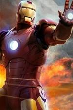 Iron Man game HD