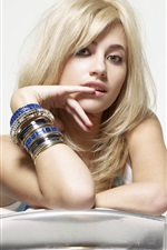 Preview iPhone wallpaper Pixie Lott 06