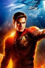 Preview iPhone wallpaper Star Trek Online