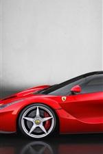 2013 Ferrari LaFerrari supercar