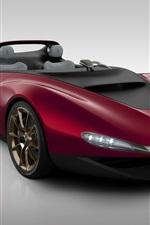 2013 Pininfarina Sergio concept supercar