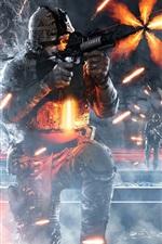 Preview iPhone wallpaper Battlefield 4