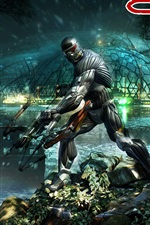 Preview iPhone wallpaper Crysis 3, 2013 hot game