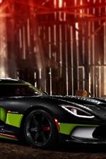 Dodge Viper SRT GTS supercar