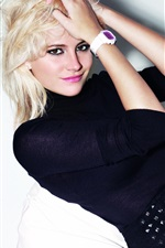 Preview iPhone wallpaper Pixie Lott 09
