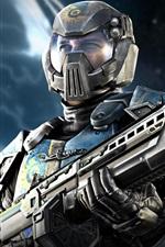 Planetside 2 game widescreen