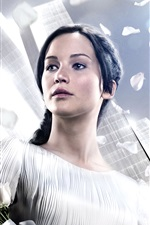 Vorschau des iPhone Hintergrundbilder The Hunger Games: Catching Fire 2013