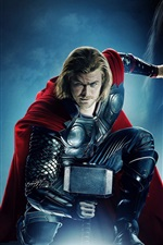 Preview iPhone wallpaper Thor 2: The Dark World HD