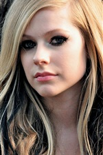 Preview iPhone wallpaper Avril Lavigne 42