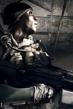 Battlefield 4 soldados no quarto