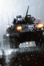 Preview iPhone wallpaper Battlefield 4 widescreen