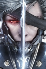 Jogo widescreen, Metal Gear Rising: Revengeance