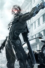 PC game Metal Gear Rising: Revengeance