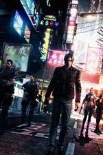 Resident Evil 6, heróis na rua