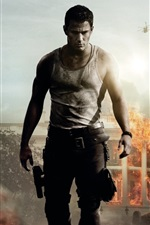 Preview iPhone wallpaper White House Down 2013