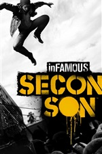 Preview iPhone wallpaper inFamous: Second Son