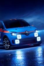2013 Renault carro conceito TwinRun