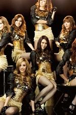 Preview iPhone wallpaper After School, South Korea, asian music girls 03