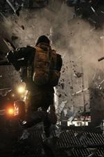 Preview iPhone wallpaper Battlefield 4, firefight