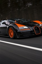 Bugatti Veyron Grand Sport Vitesse Roadster