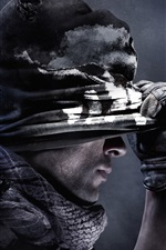 Preview iPhone wallpaper Call of Duty: Ghosts