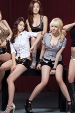 Girl's Day, Korea music girls 01