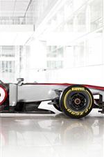 McLaren MP4-28 Formula 1 car