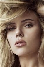 Preview iPhone wallpaper Scarlett Johansson 12