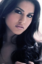 Preview iPhone wallpaper Sunny Leone 03