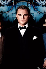 Preview iPhone wallpaper The Great Gatsby 2013 movie