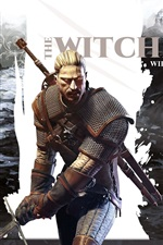 Preview iPhone wallpaper The Witcher 3: Wild Hunt