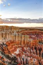 EUA, Estado de Utah, Bryce Canyon National Park