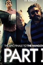 Preview iPhone wallpaper 2013 The Hangover Part III