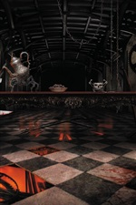 Alice: Madness Returns, Mad Tea Party