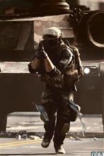 Battlefield tanque 4 com soldado