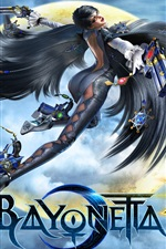 Preview iPhone wallpaper Bayonetta 2 game 2014