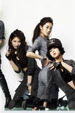 Preview iPhone wallpaper Girl's Day, Korea music girls 08
