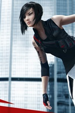 Preview iPhone wallpaper Mirror's Edge 2