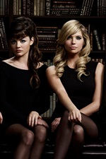 Preview iPhone wallpaper Pretty Little Liars