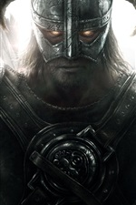 Preview iPhone wallpaper Skyrim: Dawnguard
