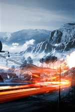 Preview iPhone wallpaper Video Game Battlefield 3