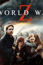 Preview iPhone wallpaper World War Z HD