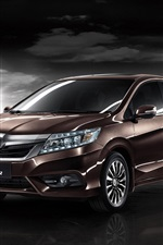 2013 Honda Crider China version car