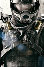 Preview iPhone wallpaper Edge of Tomorrow