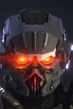 Preview iPhone wallpaper Killzone: Shadow Fall HD
