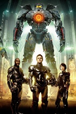 Preview iPhone wallpaper Pacific Rim, movie HD