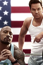 Preview iPhone wallpaper Pain and Gain 2013 movie