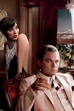 Preview iPhone wallpaper The Great Gatsby 2013 HD